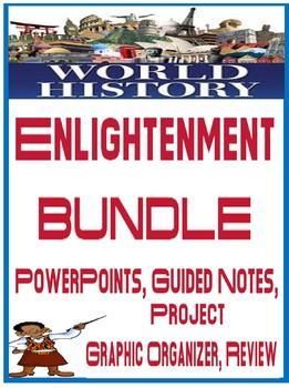 World History Enlightenment Unit Bundle