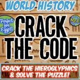 Ancient Egypt Escape Room: Crack Ancient Egypt Hieroglyphics & Solve the Puzzle!