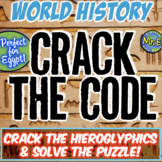 Ancient Egypt Escape Room: Crack Ancient Egypt Hieroglyphics & Solve the Puzzle!