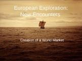 World History: European Exploration PowerPoint