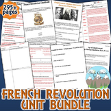 French Revolution Unit / Enlightenment & French Revolution *Unit Bundle* (World)