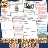 French Revolution Unit / Enlightenment & French Revolution *Unit Bundle* (World)