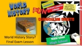 World History Final Exam (A Really, Really Short Version o