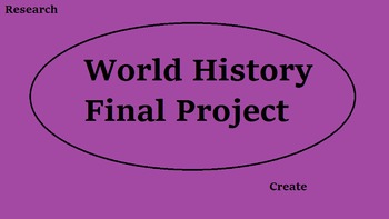 World History Final Project