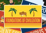 World History - Foundations of Civilization - Bundle