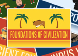 World History - Foundations of Civilization - Bundle