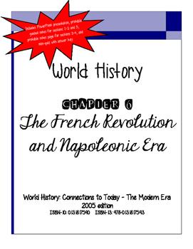 World History: French Revolution Bundle