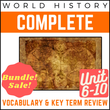 world history full 6 9 vocab review powerpoints age of imperialism