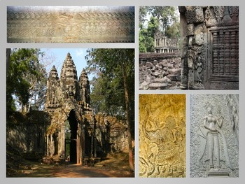 Angkor Wat Virtual Field Trip Cambodia (World History / Geography)