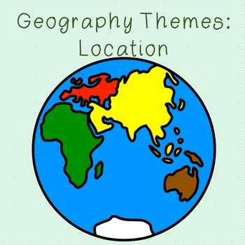 World History/Geography Lesson Plan: Location