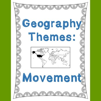 World History/Geography Lesson Plan: Movement