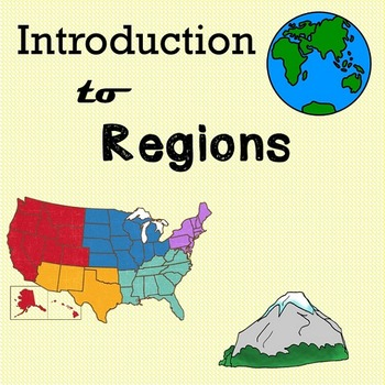 World History/Geography Lesson Plan: Regions