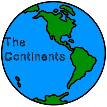 World History/Geography Lesson Plan: The Continents