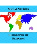 World History: Geography of Religion