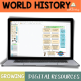 World History Google and One Drive Activities Distance Lea