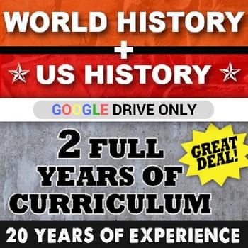 World History Greece- Cold War US History Early America -1970 GOOGLE DRIVE LINK