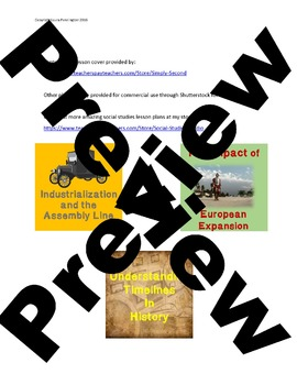 World History High School: Industrial Revolution In Britain