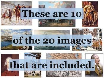 World History History Primary Source Image Activity BUNDLE