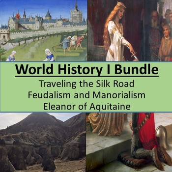 World History I Bundle