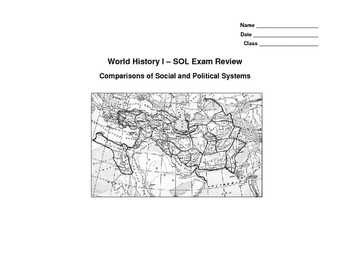 World History I SOL Review: Comparing Social and Political Systems