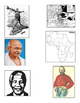 World History II Images Matching Game - Review for WHII SOLs