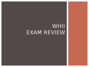 World History II Midterm Exam Review
