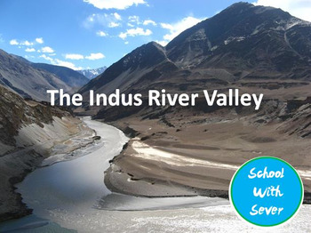 History India The Indus River Valley Ancient India PowerPoint India Geography