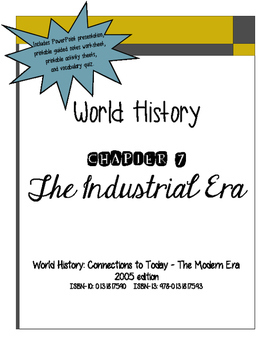 World History: Industrialism Bundle
