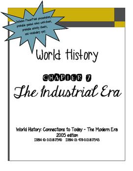 World History: Industrialism Bundle