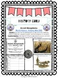 World History Lab-  Ancient Mesopotamia-  SS.6.W.2.2