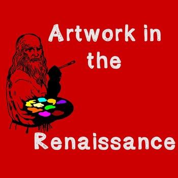 World History Lesson Plan: Artwork in the Renaissance