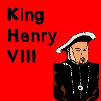 World History Lesson Plan: King Henry VIII