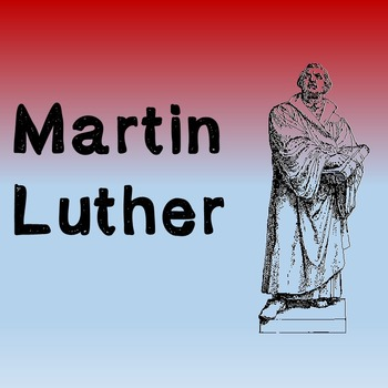 World History Lesson Plan: Martin Luther