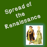 World History Lesson Plan: Spread of the Renaissance