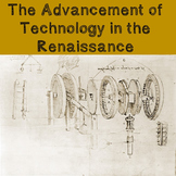 World History Lesson Plan: The Advancement of Technology in the Renaissance