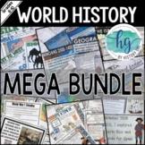 World History Mega Bundle