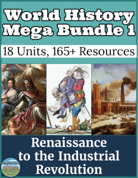 World History Mega Bundle 1