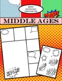 World History: Middle Ages - Comic Book Project