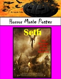 World History: Middle Ages - Horror Movie Poster Project