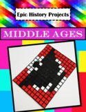 World History: Middle Ages - Pixel Art Project