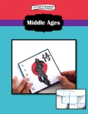 World History: Middle Ages - Squash Book Project (Unit Summary)