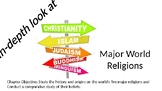 World History: Monotheistic Religions Powerpoint