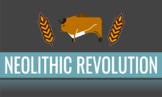 World History - Neolithic Revolution - Slideshow Bundle