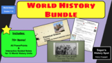 World History Notes/Lecture Bundle (PowerPoints & Guided Notes)