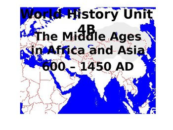 World History Notes - Paleolithic Through End of Cold War