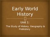 World History-Paleolithic/Neolithic Power Point