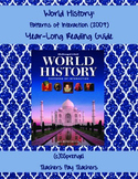 World History: Patterns of Interaction (2007) Reading Guides Year-Long