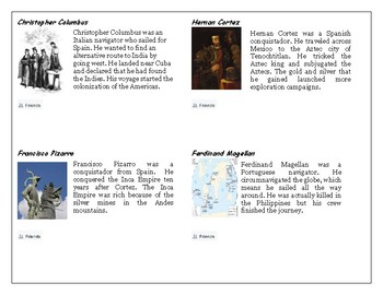 World History Personalities Review