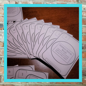 World History Playing Cards: Judaism, Christianity, and Islam Add-On