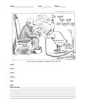 World History: Political Cartoon Industrial Revolution Warm Up